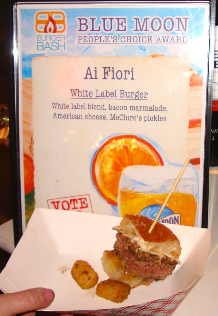 Burger Bash Ai Fiori White Label burger