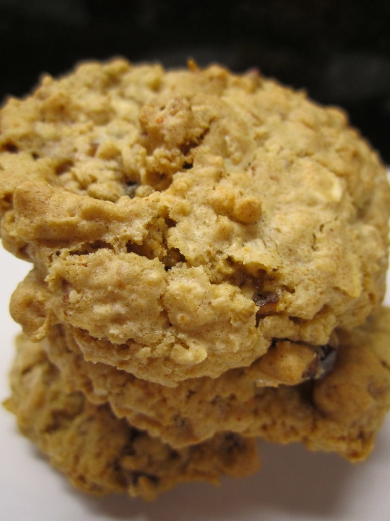 Grains of Paradise and Cayenne Oatmeal Cookies
